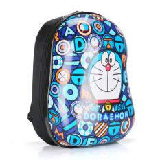 ขาย 13 Inch Anime Doraemon Pattern Hard Cover Backpack For Kindergarten Kids Unbranded Generic เป็นต้นฉบับ