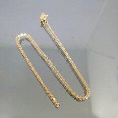 ส่วนลด สายสร้อยคอทอง 14เค 14K Gold Chain Sunnydia กรุงเทพมหานคร