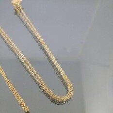 ซื้อ สายสร้อยคอทอง 14เค 14K Gold Chain Sunnydia ออนไลน์