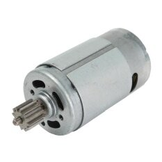 14000Rpm Dc 6V High Speed Motor 390 Gear Motor For Automobile Remote Car Buggy Intl ใน จีน