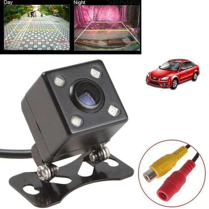 170 ° CMOS CMOS CMOS CMOS CMOS CMOS กระจกมองหลังสำรองที่จอดรถกล้อง HD การมองเห็นได้ในเวลากลางคืน - INTL