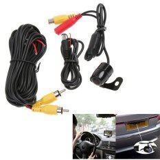 ราคา 170 Degree Cmos Anti Fog Night Vision Waterproof Car Rear View Reverse Backup Camera ออนไลน์