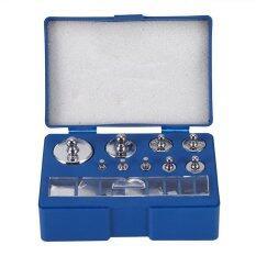 ราคา 17Pcs 211 1G 10Mg 100G Grams Precision Calibration Weight Set Test Jewelry Scale Intl เป็นต้นฉบับ Unbranded Generic
