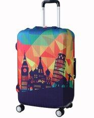 ซื้อ 19 22 Inch Travel Luggage Suitcase Protective Cover Bag S Intl ออนไลน์
