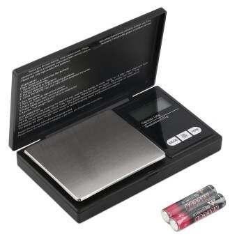 1 ชิ้น MINI จิวเวอร์รี่อิเล็กทรอนิกส์ GOLD Gram BALANCE Gram Digital ตาชั่งดิจิตอลพกพาเครื่องชั่งน้ำหนักเครื่องประดับ - INTL-