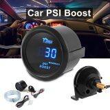ราคา 2 52 มิลลิเมตร Universal Psi Turbo Boost Gauge Digital Led Meter Sensor รถยนต์ Bi520 ราคาถูกที่สุด