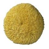 ราคา ลูกขัดเงาขนแกะ 2 หน้า สีเหลือง 8 สำหรับงานขัดละเอียด Yellow Polishing Pad ใหม่