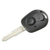 ขาย 2 Buttons Car Remote Key Shell Case Fob Flip For Ssangyong Actyon Kyron Rexton เป็นต้นฉบับ
