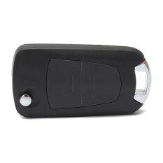 ซื้อ 2 Buttons Remote Flip Key Fob Case For Vauxhall Opel Astra Vectra Zafira Omega ถูก แองโกลา