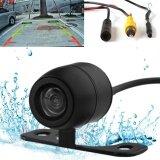 ส่วนลด 2 In 1 Car Rear Forward Back View Camera Ccd 170 Degree Wide Angle Parking Camera Black Intl