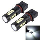 ขาย 2 Pcs P13W 10W 650 Lm 6000K Car Fog Lights With 42 Smd 2835 Led Lamps Dc 12V White Light Intl ถูก ใน ฮ่องกง