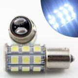 ราคา 2 X 1157 Bay15D P21 5W 27Smd 5050 Car 12V Led Tail Brake Light Bulb Lamp White Intl Unbranded Generic ใหม่