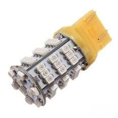 ราคา 2 X T20 3528 Smd 54 Led Amber Yellow Turn Signal Blinker Light Bulbs เป็นต้นฉบับ Unbranded Generic