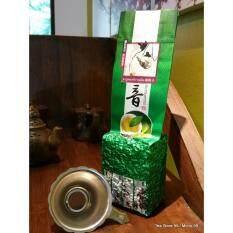 โปรโมชั่น ชาอูหลง ทิกวนอิม สูตรสลิมมิ่ง 200 กรัมฟรีที่กรองชาสแตนเลส มูลค่า 120 บาท ถูก