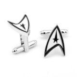 ขาย 2016 New Star Trek Beyond Alloy 2 3X1 3Cm Cufflinks For Mens Communicator Modeling Cuff Buttons Anime Accessory Shirt Cuff Links Unbranded Generic ออนไลน์