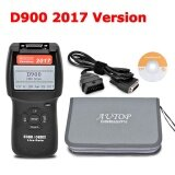 ขาย 2017 Version D900 Obd2 Scanner D900 Code Reader Diagnostic Tool Canbus D 900 Eobd Obd2 Scanner For Multi Cars Intl ออนไลน์ จีน
