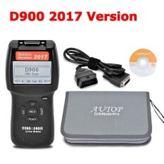 ราคา 2017 Version D900 Obd2 Scanner D900 Code Reader Diagnostic Tool Canbus D 900 Eobd Obd2 Scanner For Multi Cars Intl ใน จีน