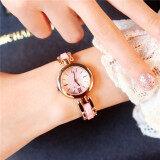 ขาย 2018 Luxury Crystal Rose Gold Quartz Watch Women Dress Watch Lsvtr ผู้ค้าส่ง