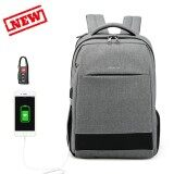 ส่วนลด 2018 Tigernu 15 6 Inch Laptop Backpacks Usb Charging Travel Backpacks Waterproof Anti Theft Fashion Sch**l Backpack Intl จีน