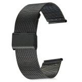ราคา 20Mm Stainless Steel Mesh Bracelet Watch Band Replacement Strap For Men Women Intl