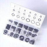 ซื้อ 225ชิ้นสีดำยางซีลแหวนแหวนยางแหวนยางโอริงชุดตุ๊กตาสำหรับรถสีดำ ถูก ใน จีน