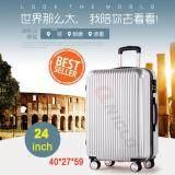 24 นิ้ว ชุดเซ็ทกระเป๋าเดินทาง Suitcases 24 Travel Luggage Bag Box Set กระเป๋าเดินทาง การเดินทาง กระเป๋าเดินทาง กรุงเทพมหานคร