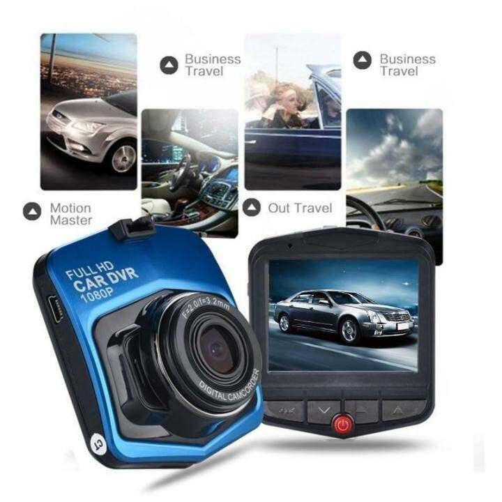 "2.4 ""LCD HD 1080 จุด Dash เครื่องอัดวิดีโอการมองเห็นได้ในเวลากลางคืนกล้องบันทึกภาพขนาดเล็ก Tachograph - INTL"
