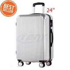 24 กระเป๋าเดินทาง การเดินทาง กระเป๋าเดินทาง ชุดเซ็ทกระเป๋าเดินทาง เป็นต้นฉบับ