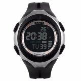 ราคา ราคาถูกที่สุด นาฬิกาชายกีฬา 2559 Skmei 1080 Relogio Masculino นาฬิกาข้อมือธรรมดา สีดำ