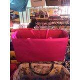 ขาย กระเป๋าจัดระเบียบขนาด 25Cm สีชมพู ที่จัดระเบียบในกระเป๋าถือ 25 เซนติเมตร Bag Organize 25Cm Bag In Bag Organize Pink Unbranded Generic เป็นต้นฉบับ