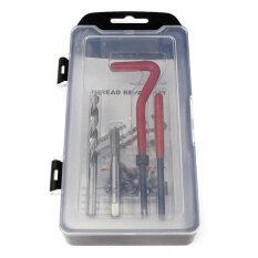 ซื้อ 25Pcs Thread Restore Set Helicoil Repair Replacement Insert Kit M6 X 1 X 8 0Mm ใหม่ล่าสุด