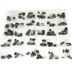 ซื้อ 278 Pcs 30 Values Polyester Film Capacitor Assorted Assortment Kit 470Pf 470Nf จีน