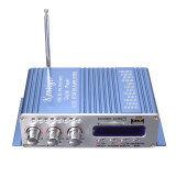 ขาย 2Ch Hi Fi Stereo Amplifier Booster Dvd Fm Usb Sd Mp3 Speaker Remote For Car Home Blue Unbranded Generic เป็นต้นฉบับ