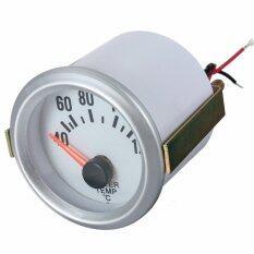 ซื้อ 2นิ้วN52มมมาตรวัดอุณหภูมิน้ำไฟฟ้ากับขาวหน้าสีน้ำเงินอุณหภูมิเซลเซียส Ledn ขาว Thailand