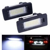 ขาย ซื้อ 2Pcs 24 Smd Car Led License Plate Light Lamp For Bmw E90 E82 E92 E93 M3 E39 E60 E70 X5 E39 E60 E61 M5 E88 Intl