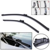 ขาย 2Pcs 26 20 Windshield Wiper Blade Bracketless Rubber Arm Blade For Volvo C30 V50 S80 Xc70 Intl Unbranded Generic ออนไลน์