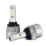 ขาย 2Pcs 9006 Hb4 Led Car Headlight Bulbs 6000K 200W 26000Lm 12V Auto Headlamp Plug Play Cob Auto Replacement Parts Intl ถูก จีน