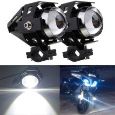 ขาย 2Pcs Cree U5 125W Motorcycle Led Headlight High Power Spot Light George Store Hot Sell Intl George Store ถูก