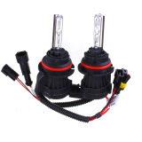 ส่วนลด สินค้า 2Pcs H4 35W 6000K Hi Lo Beam Bi Xenon Hid Conversion Kit Headlight Light Bulb Globe
