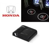 ราคา 2Pcs Led Car Door Welcome Light For Honda Laser Car Door Shadow Projector Wireless Car Welcome Door Black Intl ออนไลน์ จีน