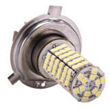 ซื้อ 2X Car 120 Led 3528 Smd H4 Pure White Fog Driving Light Headlight Lamp Bulb New Unbranded Generic ถูก