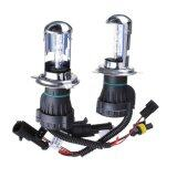 ขาย 2X H4 55W Hi Low Dual Beam Hid Bi Xenon Bulb Lamp Light Conversion Slim Kit 4300K ถูก ใน สมุทรปราการ