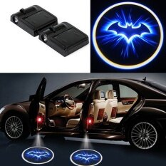 ขาย 2X Led Car Door Welcome Light Laser Car Door Shadow Led Projector Logo Batman Wireless Car Welcome Door For All Car Bmw Intl จีน ถูก