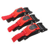 ขาย 3 X Plastic Motorcycle Clip Chin Strap Quick Release Buckle Autocycle ถูก ใน จีน
