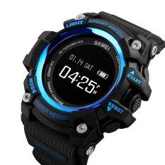 ราคา แบรนด์นาฬิกาแฟชั่นกันน้ำกีฬาขั้นตอนสารพัดประโยชน์กองทัพกลางแจ้ง 30 เมตรกันน้ำดิจิตอลนาฬิกา 1188 นานาชาติ