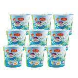 ราคา โจ๊กคัพตราเกษตร รสหมู 30 กรัม 9 ถ้วย Kaset Brand ออนไลน์