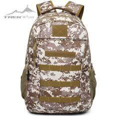 ราคา กระเป๋าเป้แบ็คแพ็ค กระเป๋าแทคเกียร์ ขนาด 30 ลิตร เป้สะพายหลังแทคติคอล เป้ใส่โน๊ตบุ๊ค Cool Walker 6836 ที่สุด