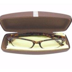 ราคา แว่นสายตายาว 3 50 พร้อมกล่องแว่นตา อุปกรณ์ครบ Set B