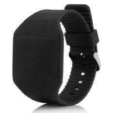 360dsc Unisex Ultra Thin Led จอสัมผัสดิจิทัลนาฬิกาข้อมือกีฬา.