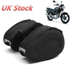 ราคา ราคาถูกที่สุด 38L 58L Large Capacity Multi Use Expandable Motorcycle Rear Seat Luggage Saddle Bag Intl